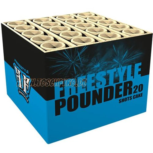 Freestyle Fireworks Pounder
