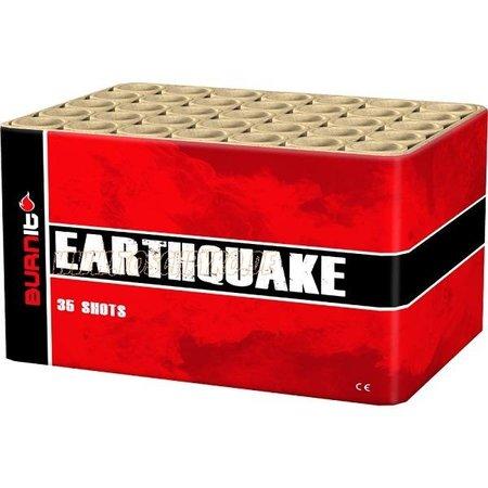 Burn It Earthquake