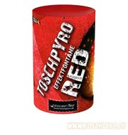 Toschpyro Effektfontäne Rot