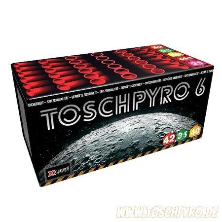 Toschpyro Batterie 6