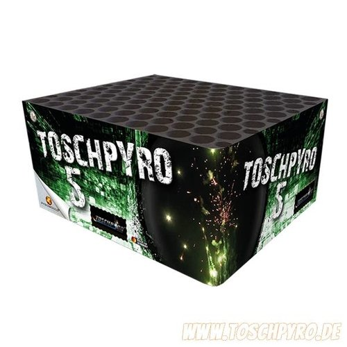Toschpyro Batterie 5