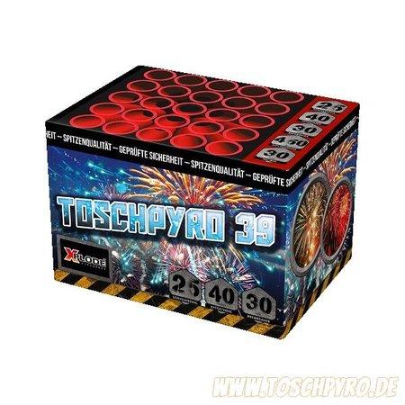 Toschpyro Batterie 39