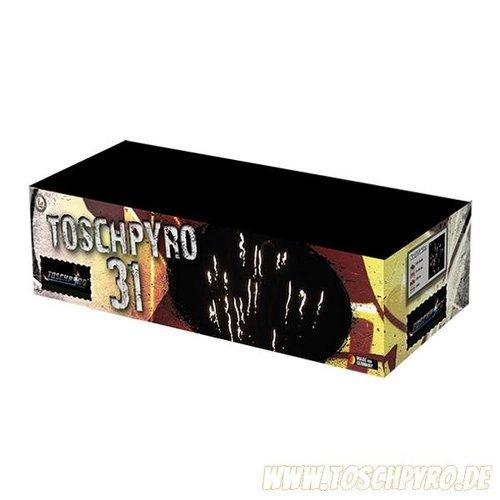 Toschpyro Batterie 31