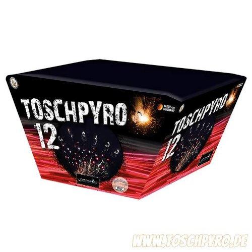 Toschpyro Batterie 12