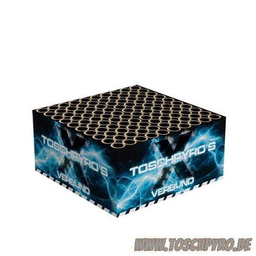 Toschpyro® Verbundfeuerwerk X