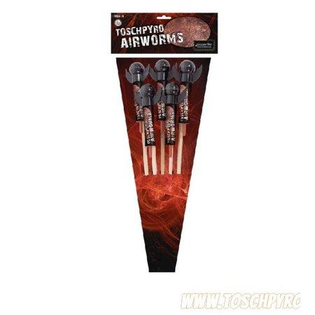 Toschpyro Airworms, Raketenset