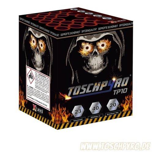 Toschpyro Batterie 10
