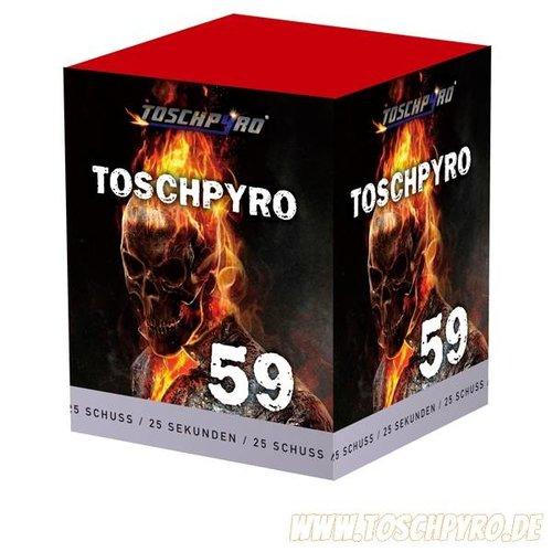 Toschpyro Batterie 59