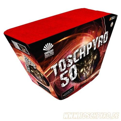 Toschpyro Batterie 50, 2er