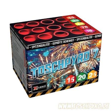 Toschpyro Batterie 7