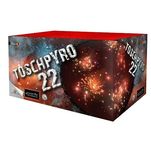 Toschpyro Toschpyro® Batterie 22 NEU