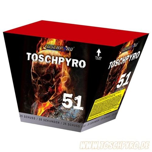 Toschpyro Batterie 51