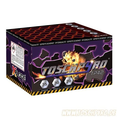 Toschpyro® Batterie 42