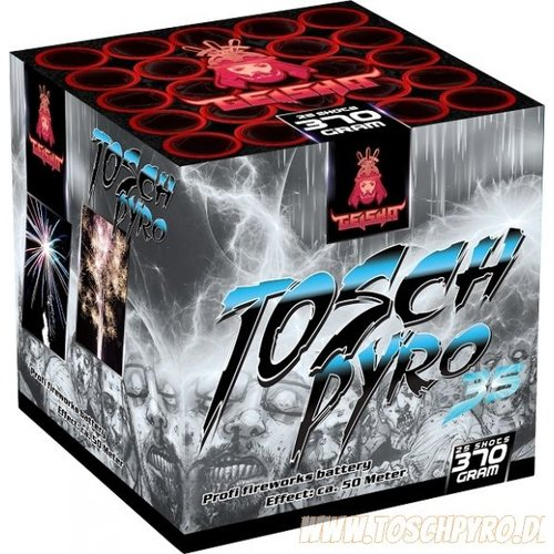 Toschpyro Batterie 35