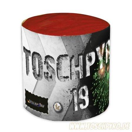 Toschpyro Batterie 19