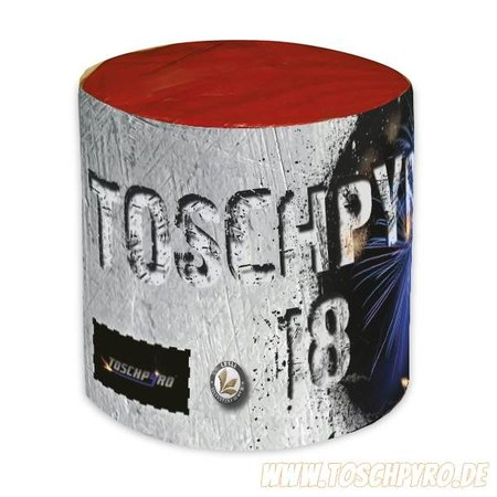 Toschpyro Batterie 18