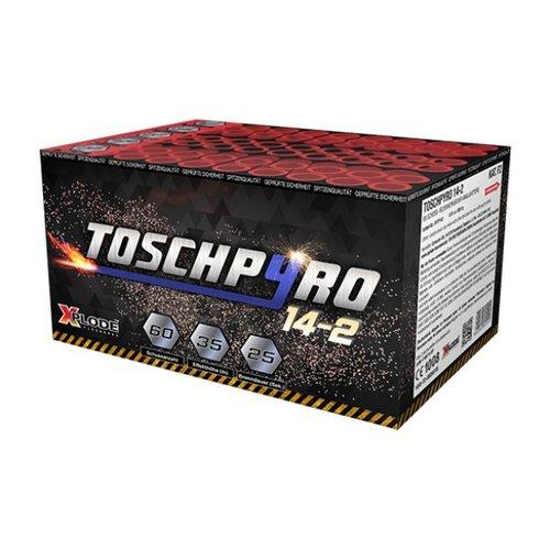 Toschpyro Batterie 14-2