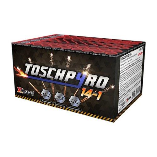 Toschpyro Batterie 14-1