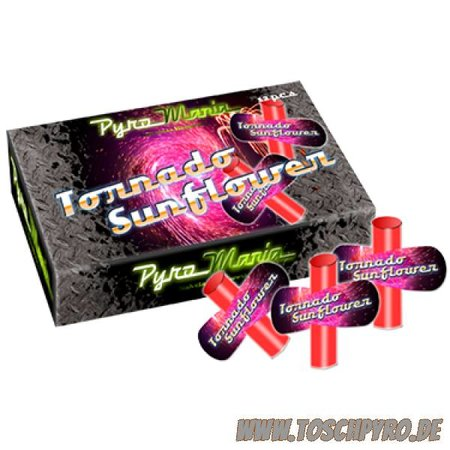 Rubro Fireworks Tornado-Sunflower