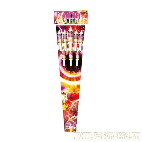 Rubro Fireworks Rocket Science, Raketenset