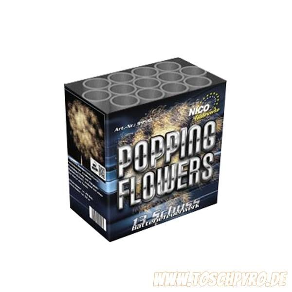 Popping-Flowers