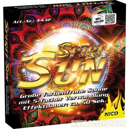Nico Europe Spirit-Sun