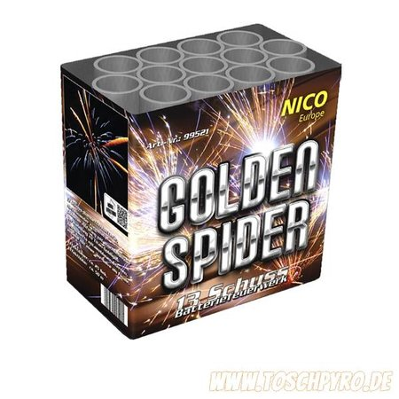 Nico Europe Golden-Spider