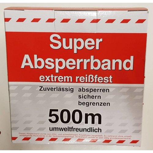Super Absperrband 500m Super Absperrband 500m