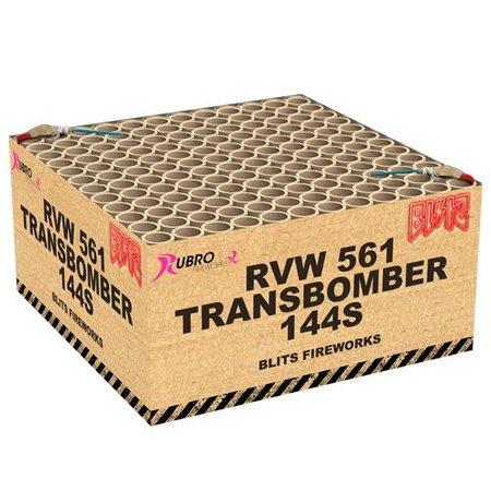 Rubro Fireworks Transbomber