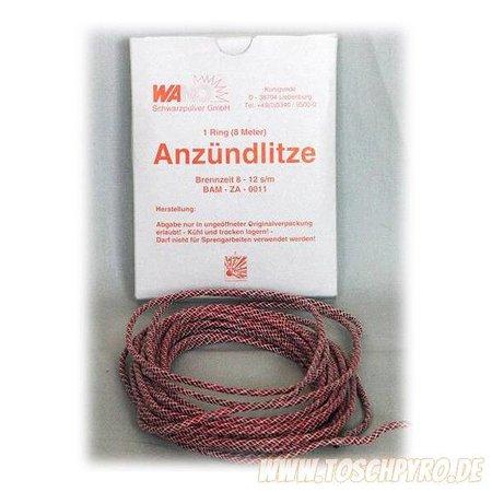 WANO Schwarzpulver GmbH Anzündlitze Rot