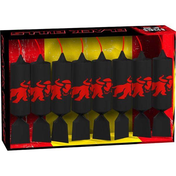 Decibull Spanish  Black Bulls (8er)