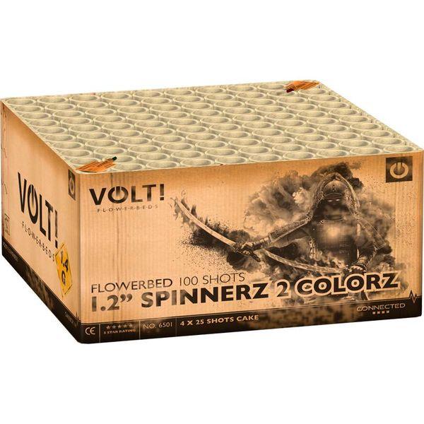 VOLT! Spinnerz 2 Colorz