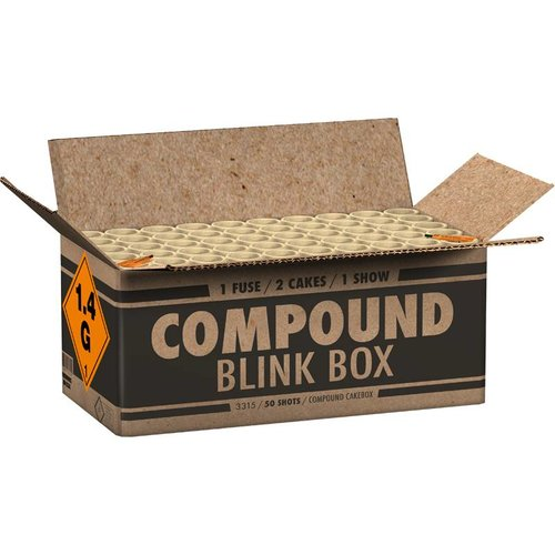 Vuurwerktotaal Compound Blink Box