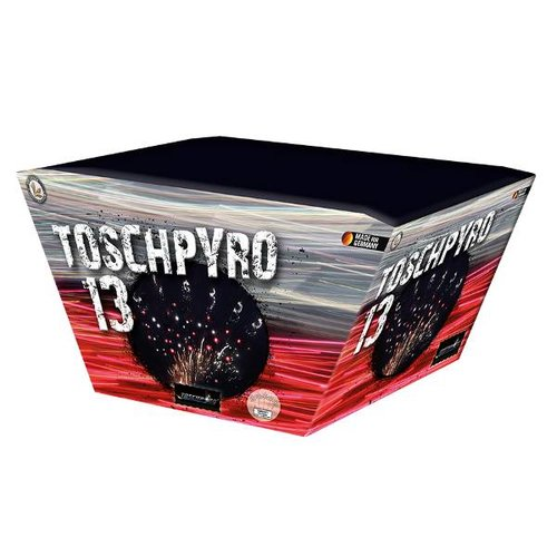 Toschpyro Batterie 13