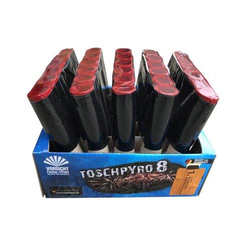 Toschpyro Batterie 8