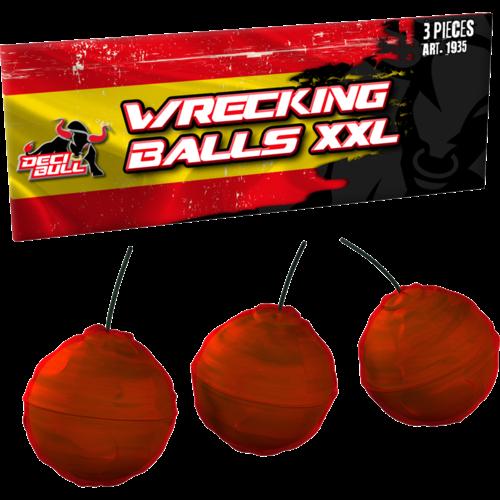 Decibull Wreckling Balls