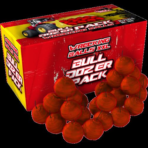 Decibull Bulldozer pack