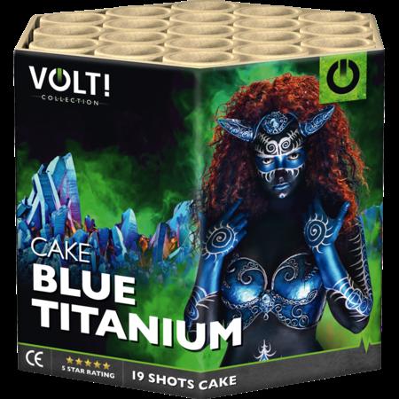VOLT! Collection Blue Titanium
