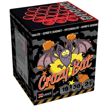 Xplode Crazy Bat