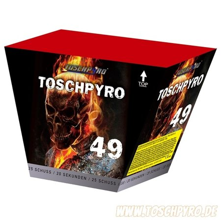 Toschpyro Batterie 49