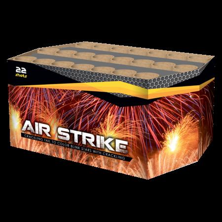 Broekhoff Vuurwerk Air Strike