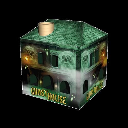 Broekhoff Vuurwerk Ghosthouse