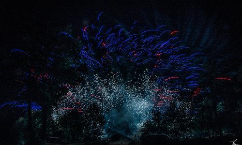Feuerwerk - die Geschichte