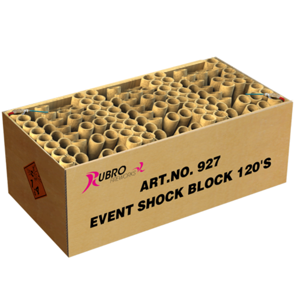 Event Shock Block 120´S