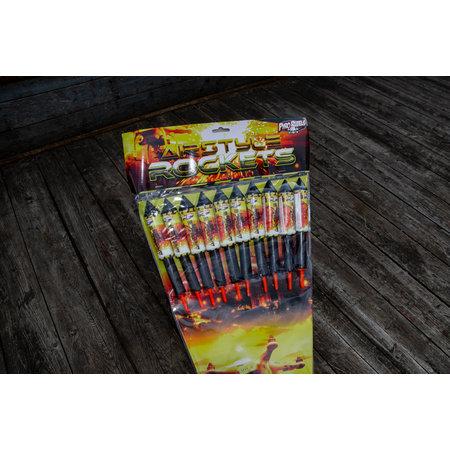 Geisha Airstyle Rockets