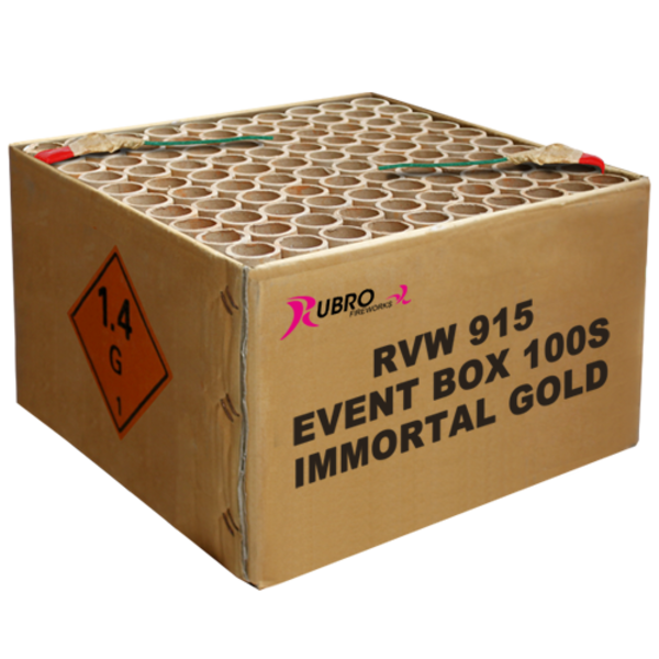 Event Immortal Gold 100´S
