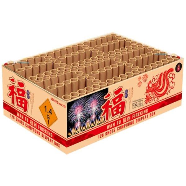 Wan Fu Fireking 126´S