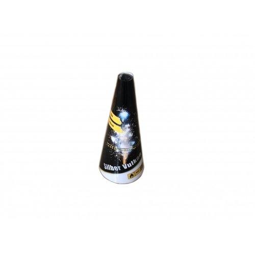 Lonestar Fireworks GmbH Silbervulkan mit Grünblinker