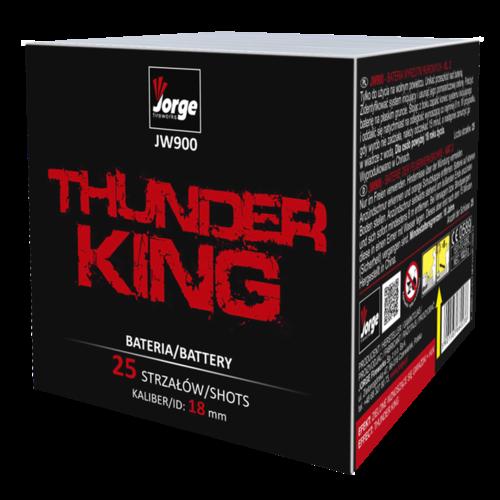 Jorge Fireworks Thunder King Batterie