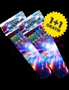 Plutonium Rockets 1+1